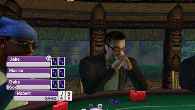 World Championship Poker 2: Featuring Howard Lederer Screenshot 4