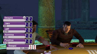 World Championship Poker 2: Featuring Howard Lederer Screenshot 5
