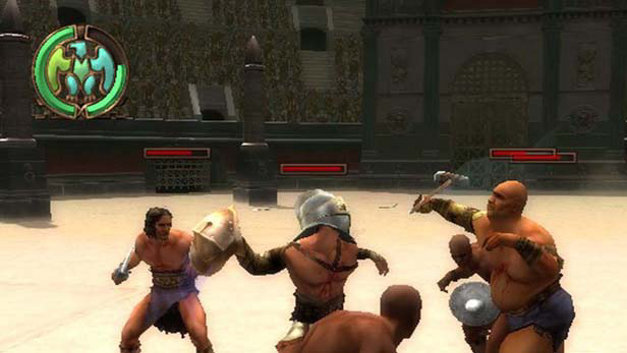 Colosseum: Road to Freedom Screenshot 1