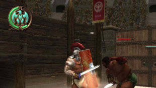 Colosseum: Road to Freedom Screenshot 2