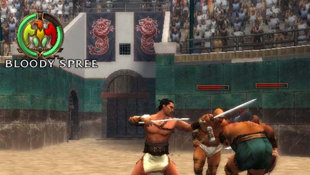 Colosseum: Road to Freedom Screenshot 3