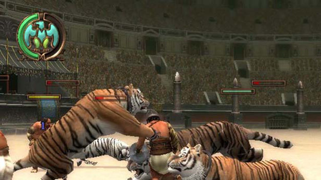 Colosseum: Road to Freedom Screenshot 4