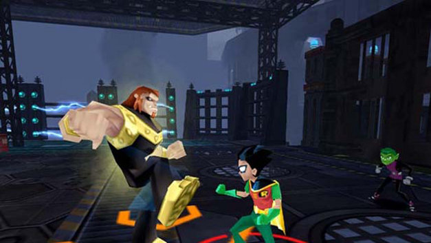 Teen Titans Screenshot 4