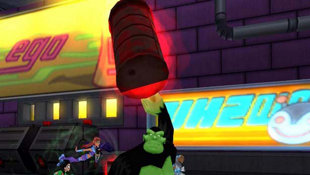 Teen Titans Screenshot 9
