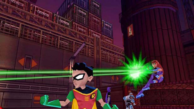 Teen Titans Screenshot 10
