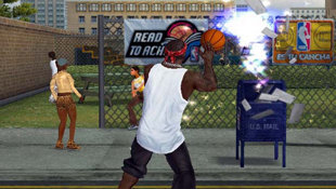 NBA Ballers®: Phenom™ Screenshot 2