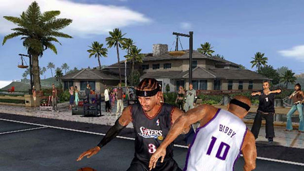 Nba Ballers Phenom Game Ps2 Playstation