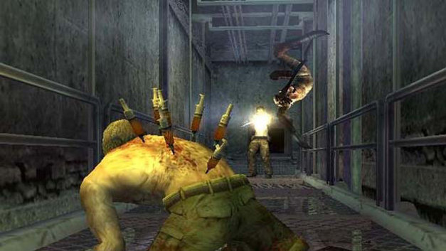 The Suffering: Ties That Bind Screenshot 4
