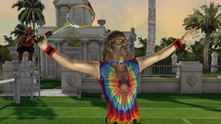 Outlaw Tennis Screenshot 2