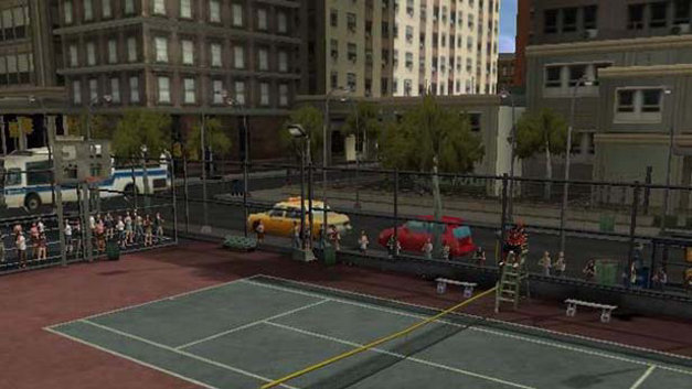 Outlaw Tennis Screenshot 4