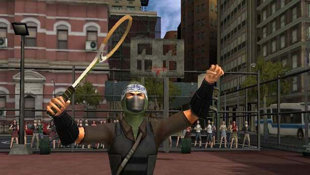 Outlaw Tennis Screenshot 5