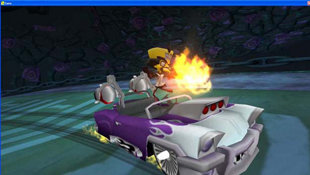 Crash Tag Team Racing Screenshot 2