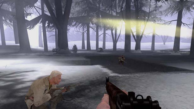 Medal of Honor: European Assault Screenshot 4