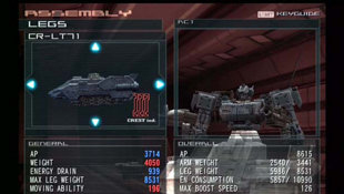 Armored Core: Nine Breaker Screenshot 2