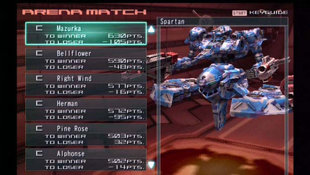 Armored Core: Nine Breaker Screenshot 3
