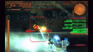 Armored Core: Nine Breaker Screenshot 5
