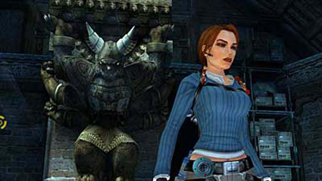 Lara Croft Tomb Raider: Legend Screenshot 4
