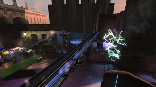 Aeon Flux Screenshot 4