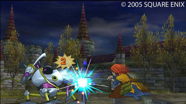 DragonQuest VIII: Journey of the Cursed King Screenshot 4