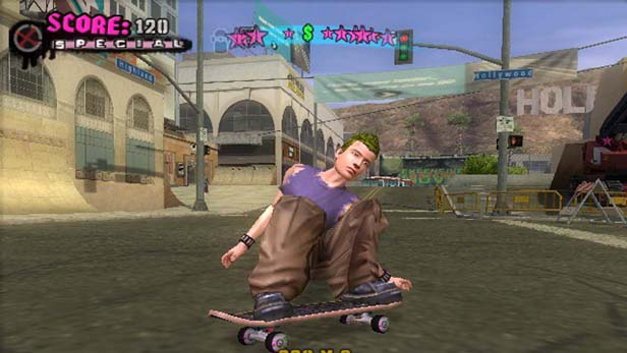 Tony Hawk's American Wasteland Screenshot 1