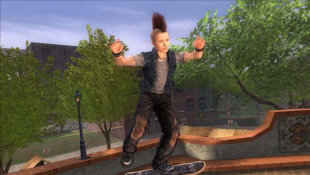 Tony Hawk's American Wasteland Screenshot 3