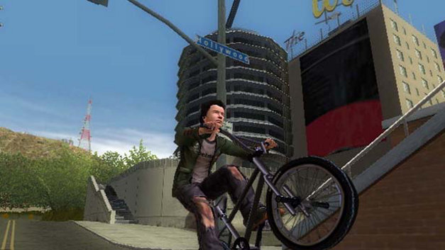 Tony Hawk's American Wasteland Screenshot 4