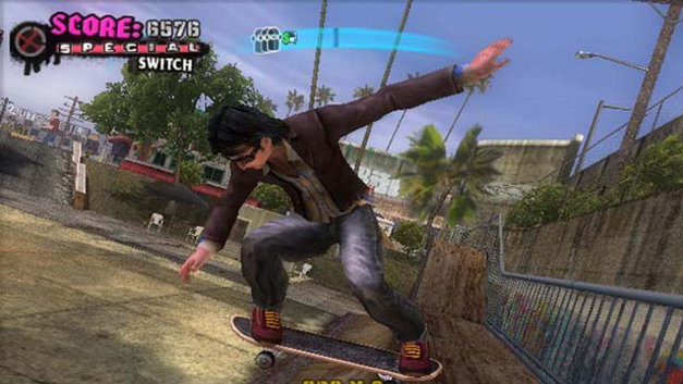 Tony Hawk's American Wasteland Screenshot 7