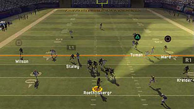 Madden NFL 06 Screenshot 7