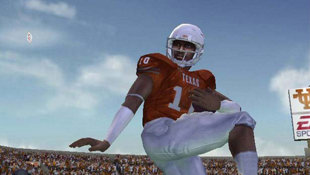 NCAA Football 06 Screenshot 2