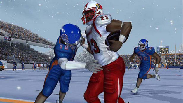 NCAA Football 06 Screenshot 4