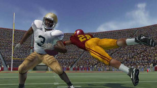 NCAA Football 06 Screenshot 6