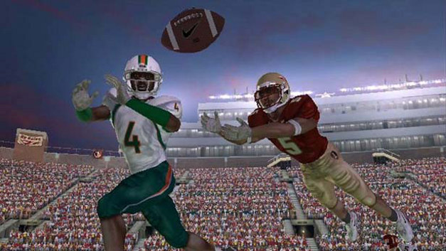 NCAA Football 06 Screenshot 7