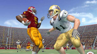 NCAA Football 06 Screenshot 9