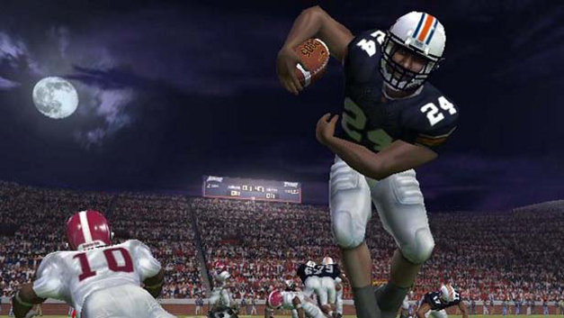 NCAA Football 06 Screenshot 10
