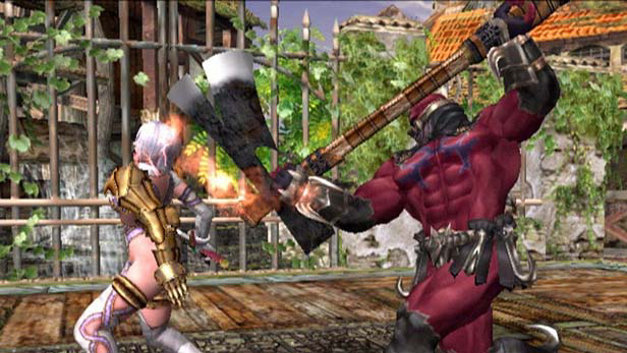 Soul Calibur III Screenshot 1