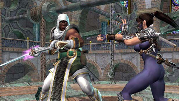 Soul Calibur III Screenshot 4