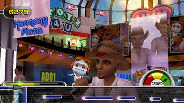 Karaoke Revolution Party Screenshot 4