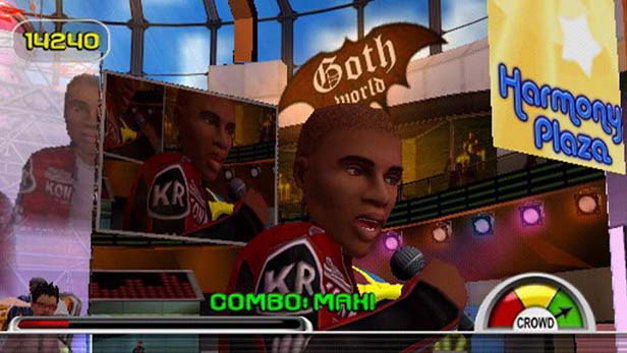 Karaoke Revolution Party Screenshot 7