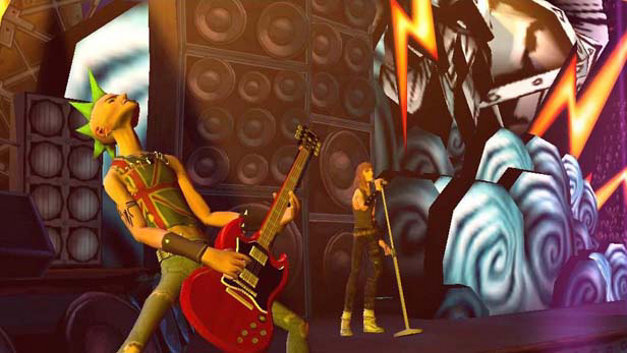 Guitar Hero® Screenshot 4
