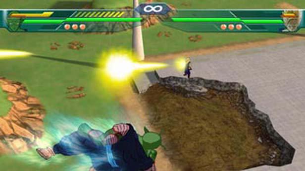 Dragon Ball Z: Budokai Tenkaichi Game | PS2 - PlayStation