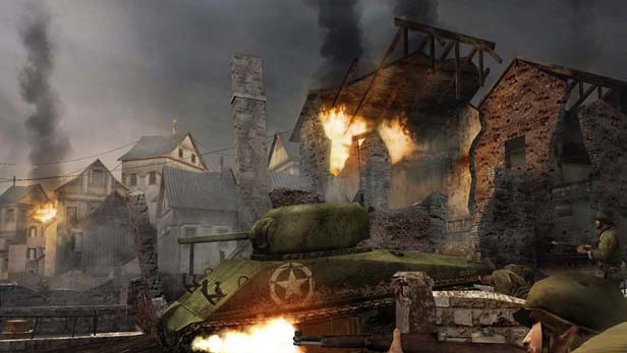 Call of Duty 2: Big Red One Screenshot 4