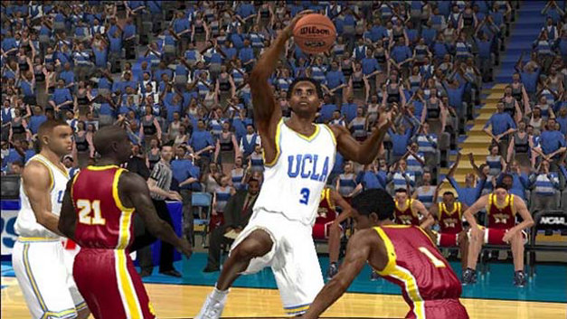 College Hoops 2K6 Screenshot 4