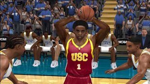 College Hoops 2K6 Screenshot 5