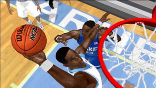 College Hoops 2K6 Screenshot 6