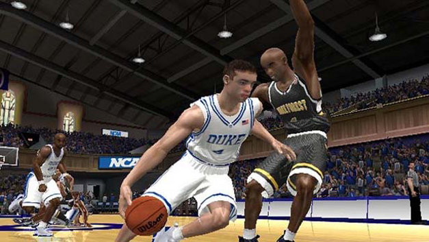 College Hoops 2K6 Screenshot 7