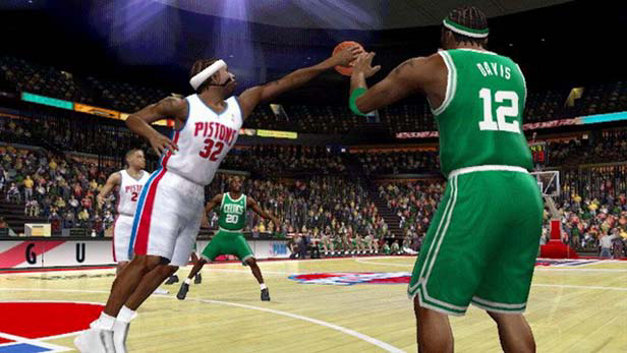 NBA 2K6 Screenshot 4