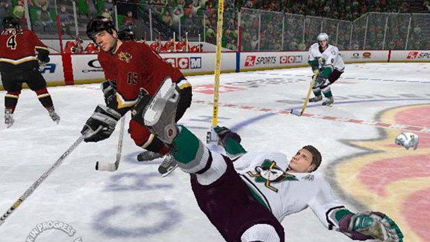 NHL 2K6 Screenshot 4