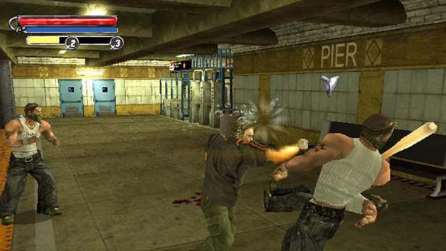 Final Fight: Streetwise Screenshot 1