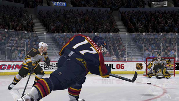 NHL 06 Screenshot 1