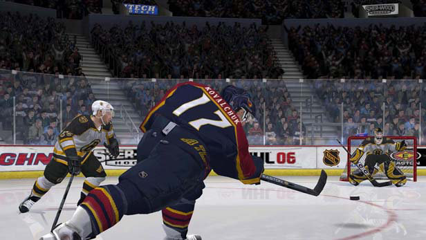 nhl 06 on ps2
